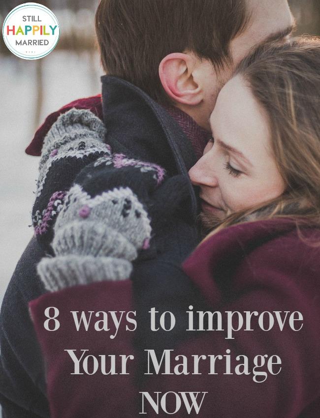 Improve marriage - 8 ways that work